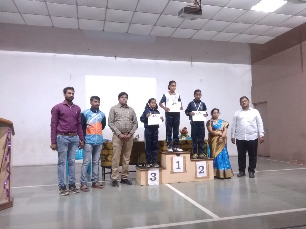 Annual Sports-Prize Distribution